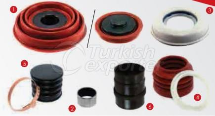Dust Rubber Set AT 5817