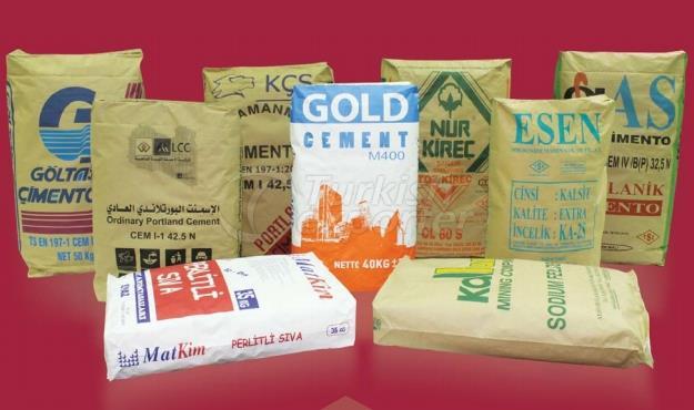 Paper Bag Packaging - Valve Bags