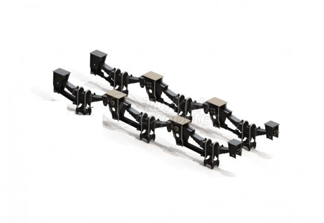Mechanical Suspension Set
