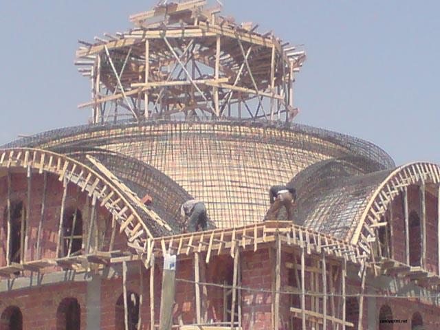 Mosque Construction