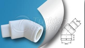 PPRC Tail Elbow 45