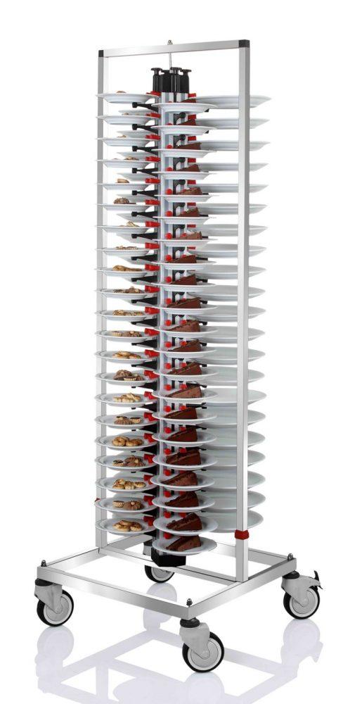 Plate Rack Trolley 462 01