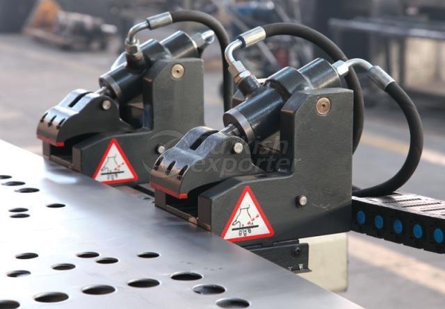 Zımba Makinaları - HPM 85-115-175 CNC