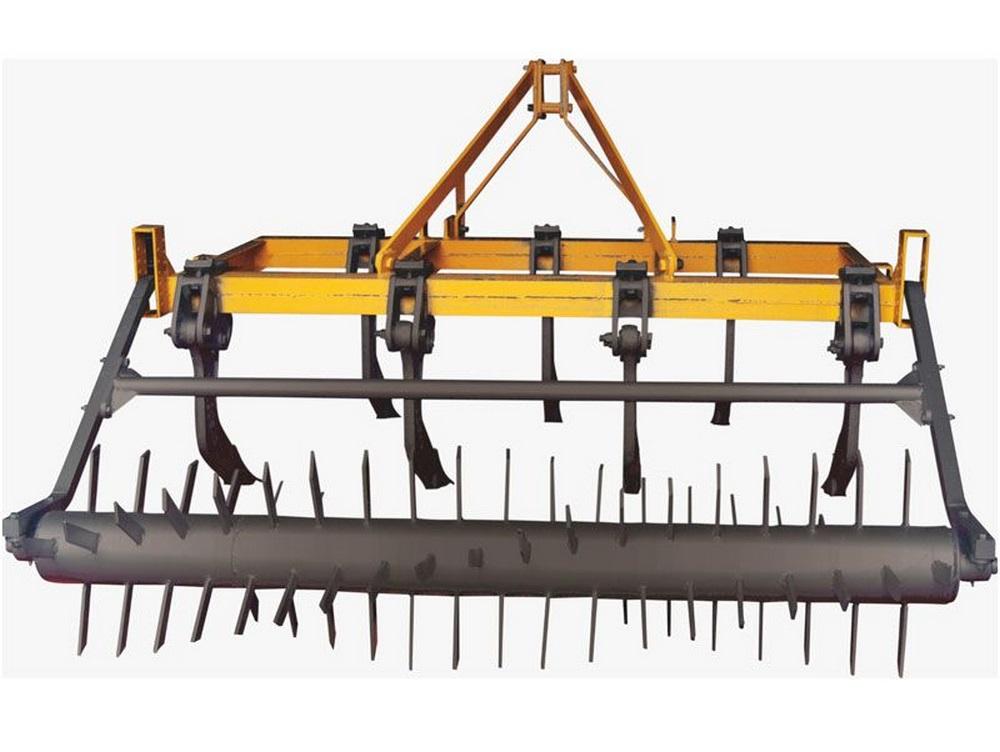 Rolling Chisel Plough