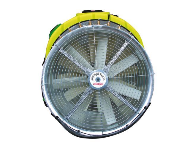 Trailed Type Turbo Atomizer Yellow