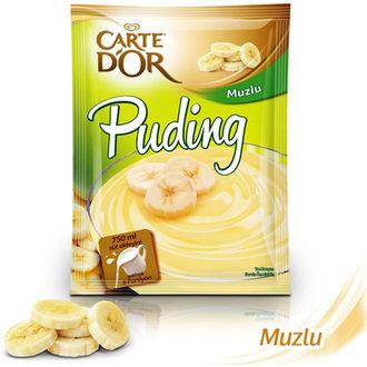 Carte'dor banana pudding
