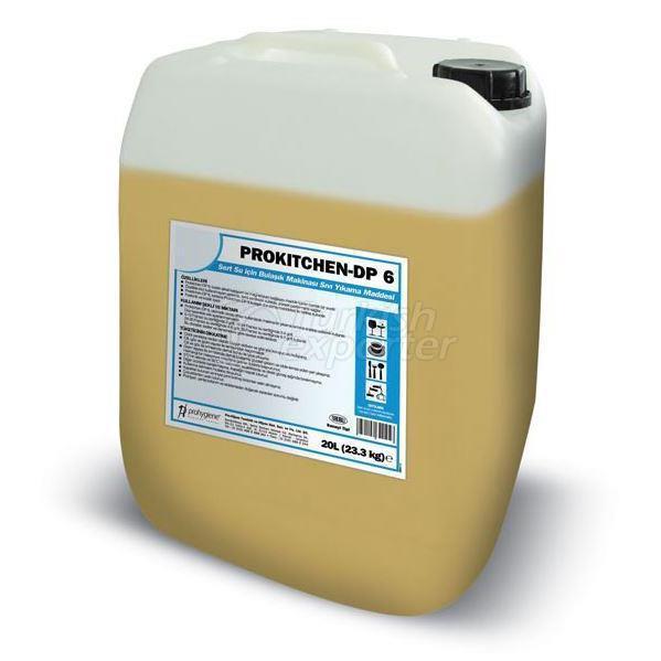 Dishwasher Hygiene Products Prokitchen Dp 6
