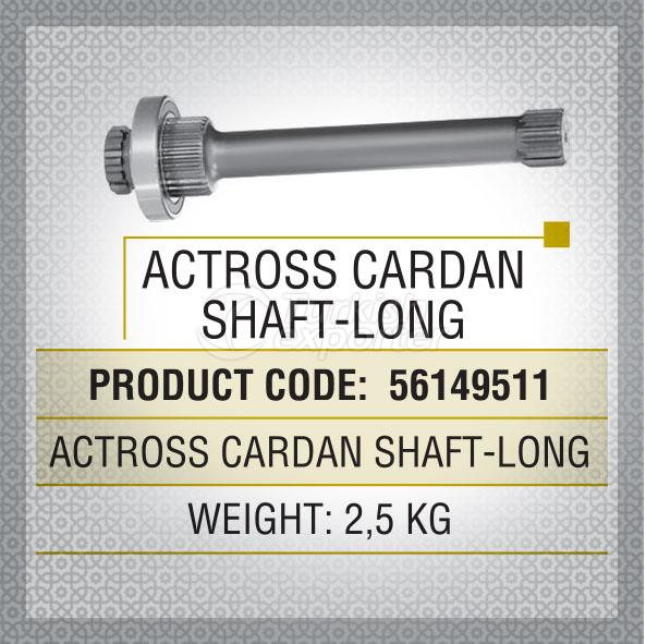 Actross Cardan Shaft-Long