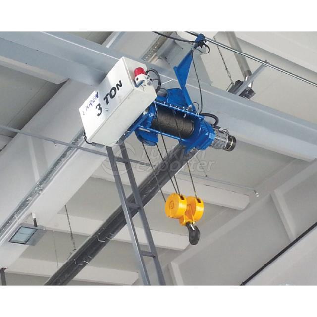 Monorail Crane Shop