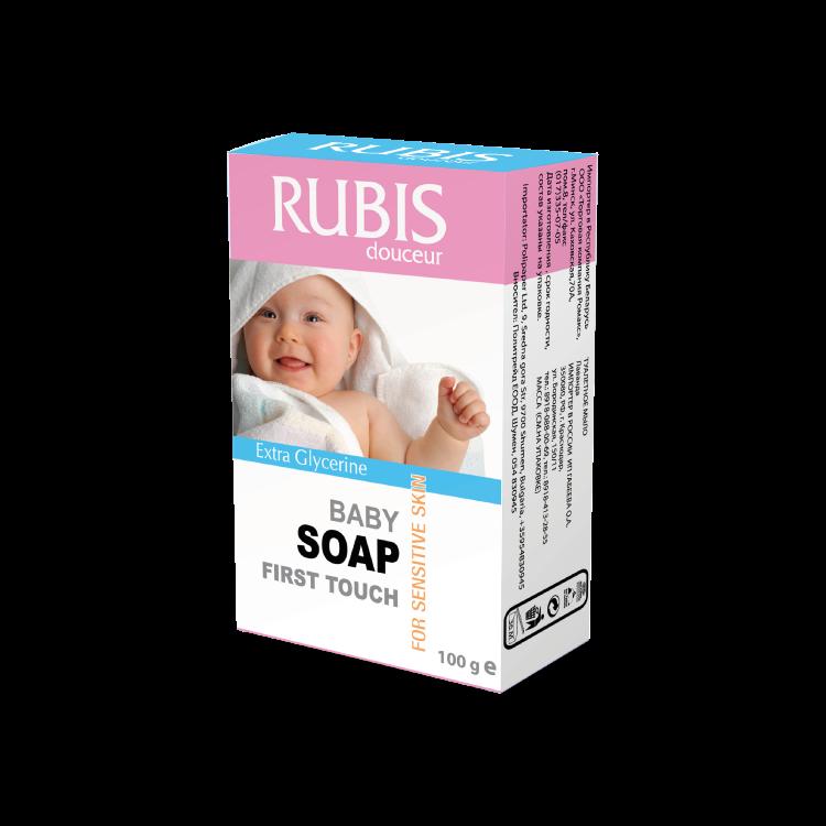 Rubis Boxed Body Soap 100 gr