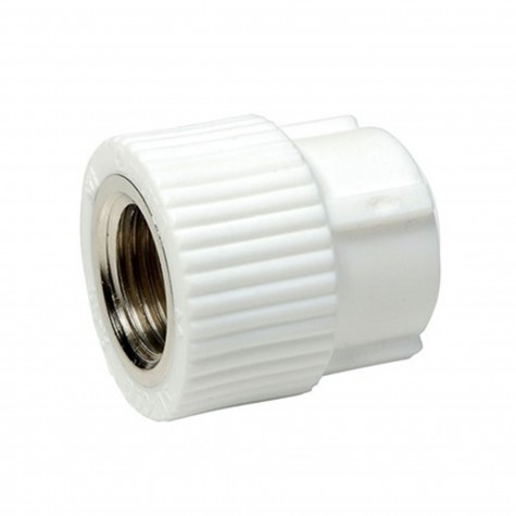 PPRC INTERNAL THREAD NIPPLE 25mm