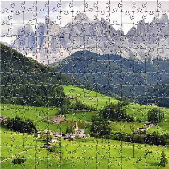 Puzzle Jigsaw