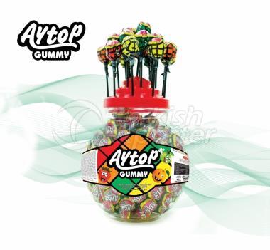 Lollipop Gummy