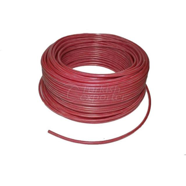 Braided Transparent Garden Hose