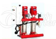 Fire Pumps And Fire Booster Units