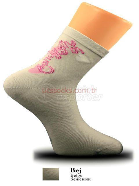 Women Socks M0B0101-0176