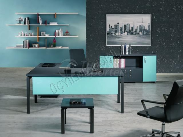 Grl Flora Office Furniture