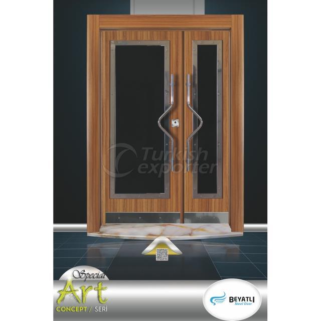Steel Door - SP 903