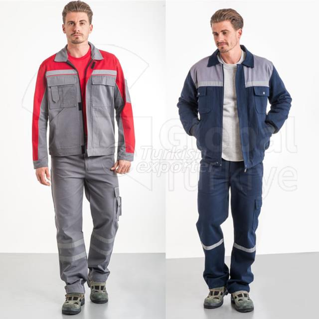 Uniformes et vêtements de travail