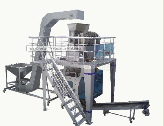 Portable System Packaging Machine