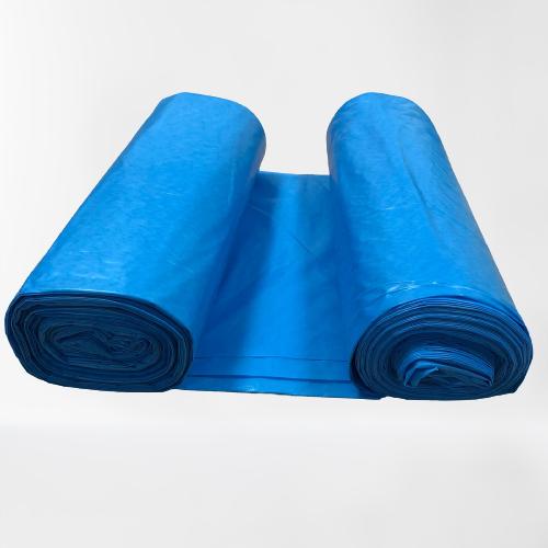 TRASH/ GARBAGE BAGS BLUE