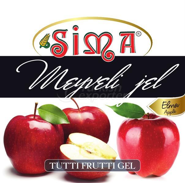 Gel Fruité Apple