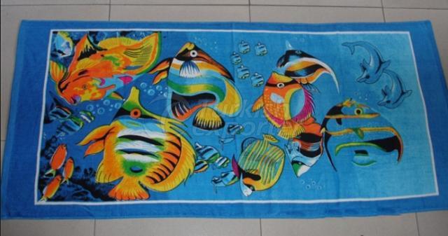 Printed Beach Towels MTX722