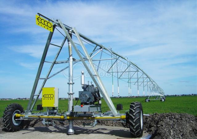 Systèmes d'irrigation pivotants et linéaires