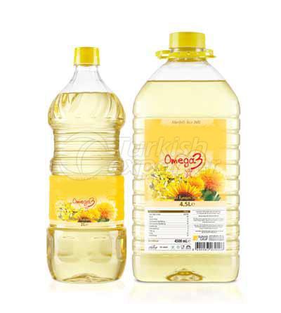 óleo omega 3