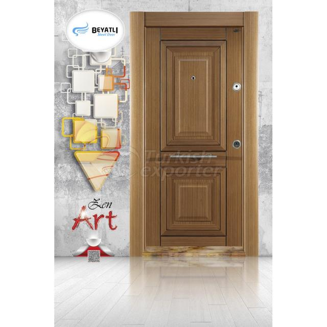 Steel Door - ZA 106