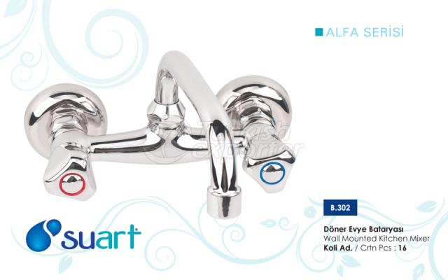 Kitchen Faucet B302 Alfa