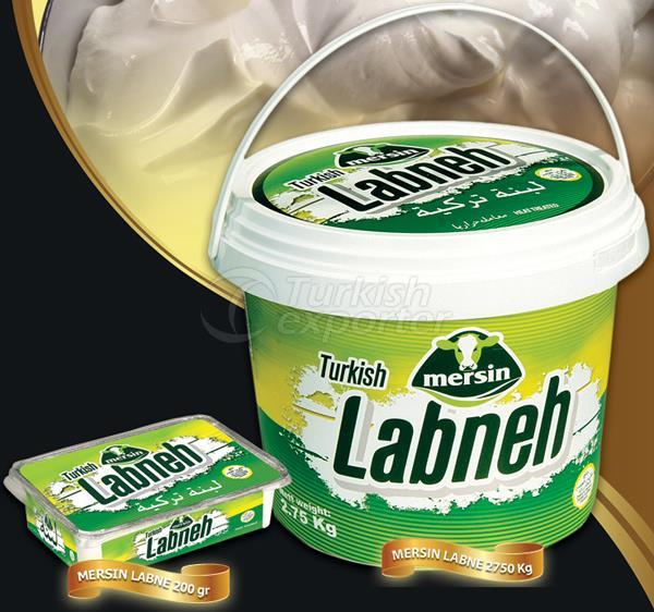 Mersin Labne Cheese 2750 gr