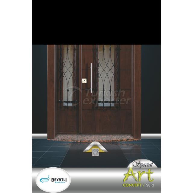 Çelik Kapı - SP 902