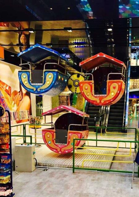 Amusement Park Machines