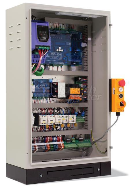 Panel de control del elevador IDA PANO 02