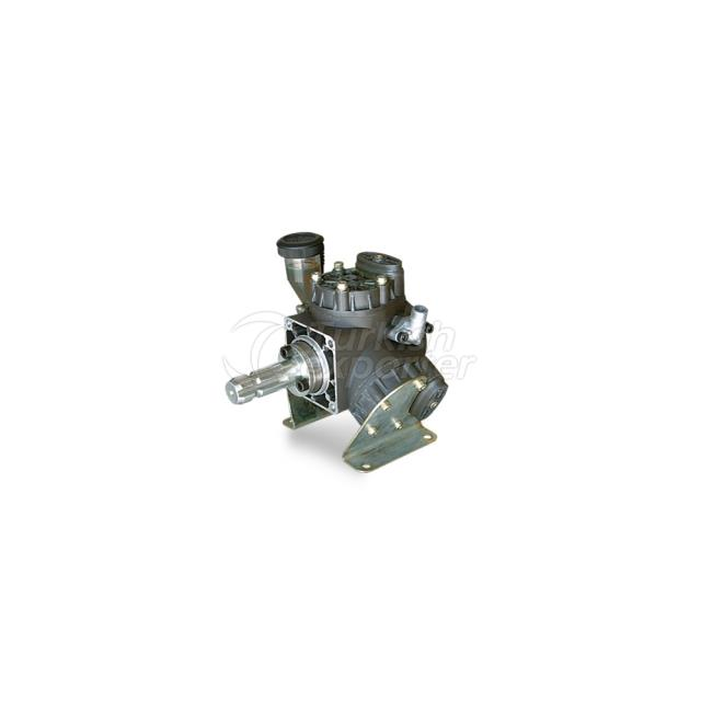 LSN30 Membrane Pump With Pto Shaft