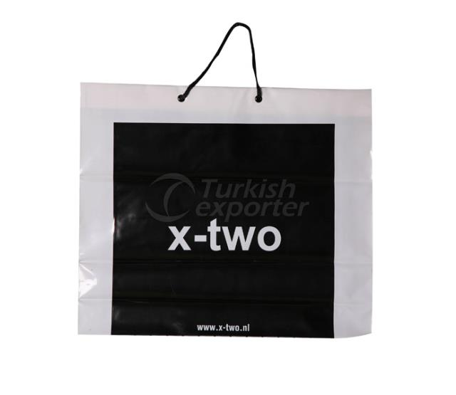 Nylon Bag with Rope