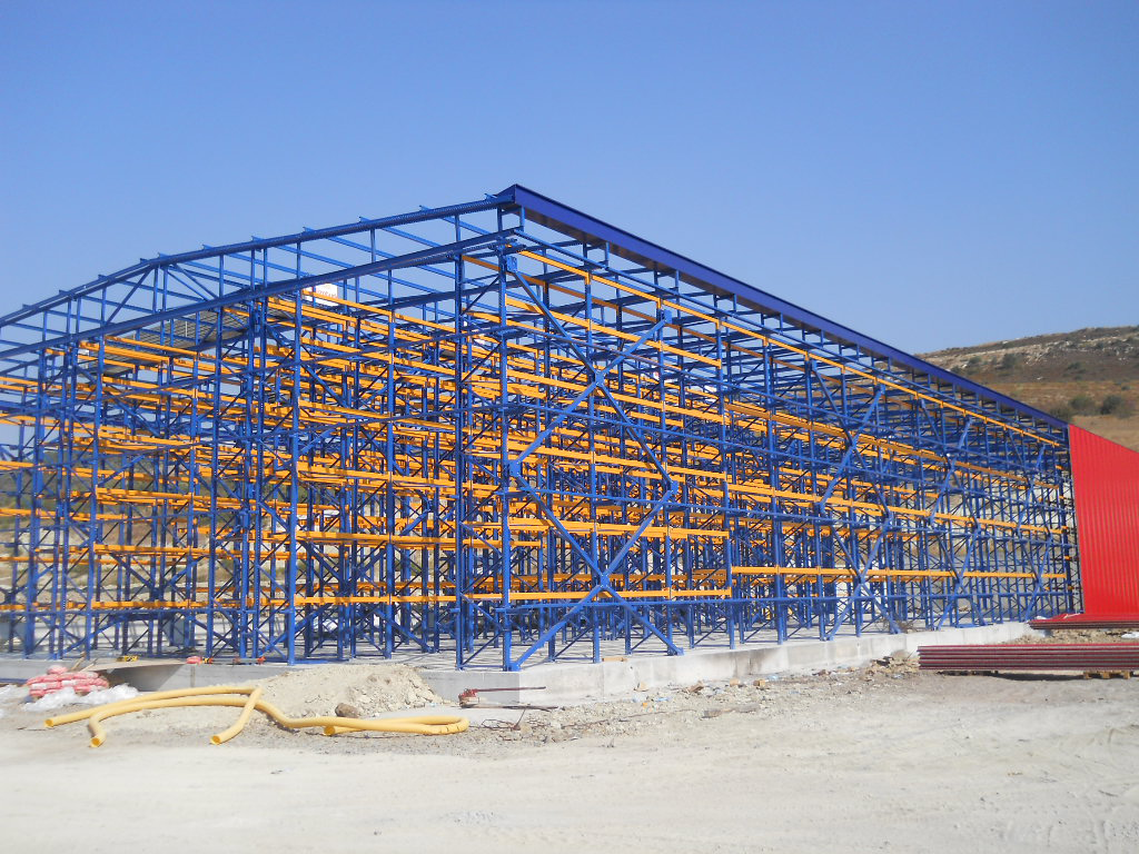Silo Racking Systems