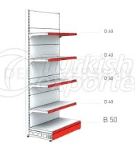 Market Shelf Units