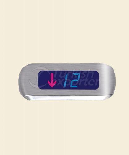 Elevator Button XCI230-BL