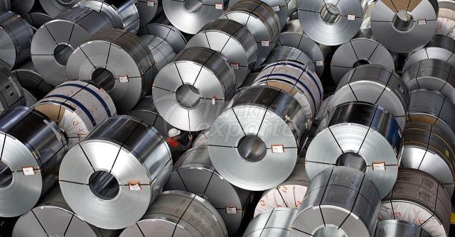 Galvaniz Yassı Çelikler (HDG)