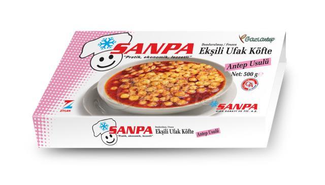 Sanpa Sour Meatball
