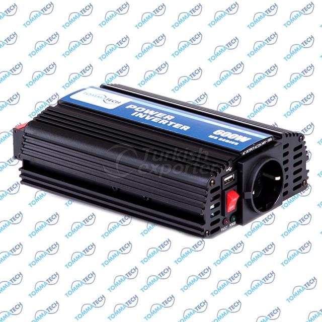Inversor de seio modificado TOMMATECH MS600U-12V