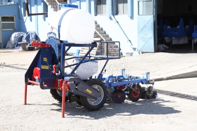 Greenhouse apparatus Melon - Watermelon Seed Drill