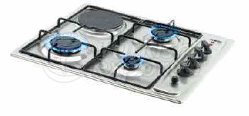 Cooking Hob Lx-412bf Gas-Lighter