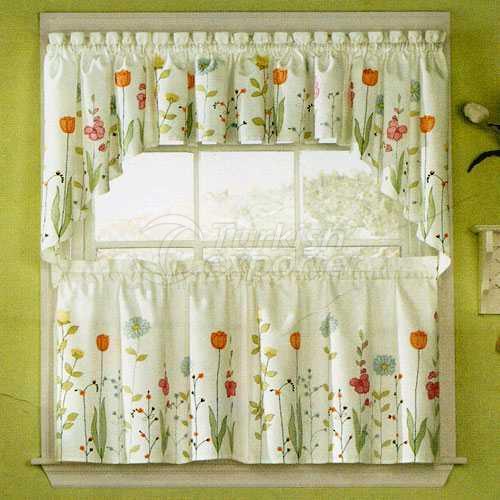 Jalousie Curtain