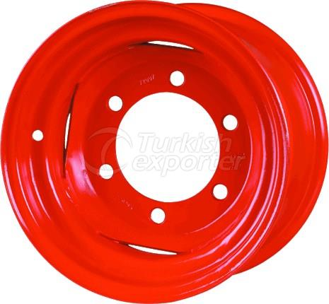 Agricultural Vehicle Rim  W4.5x16