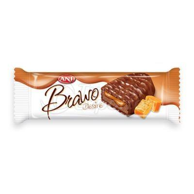 Caramel Wafer Desire -Brawo