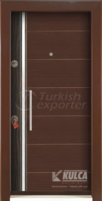F-6011 (ALPHI STEEL DOOR