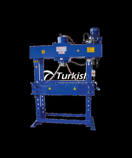 30 Ton Hydraulic Press